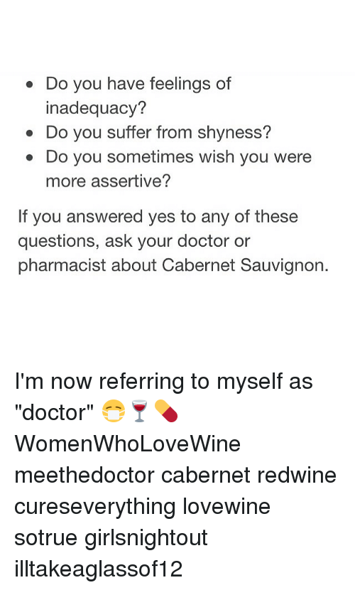 If you are a pharmacist, I have a question for you?