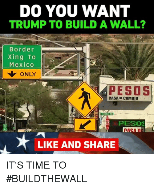 Search trump building a wall memes on for What do i need to do to build a house
