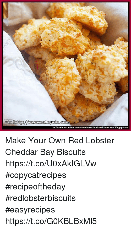 dollar store crafter www cowiescraftandcookingcorner blogspotca make your own red lobster cheddar 26476412 🔥 25 best memes about red lobster and memes red lobster and memes