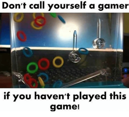 Gamerant: Don't call yourself a gamer  0  if you haven't played this  game!