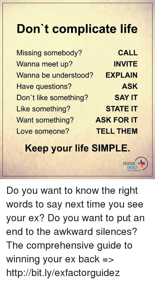 does technology complicate your life or Living a simple life with complicated technology  if you spend 10 minutes selecting the font for a letter, you've used technology to complicate your life if .