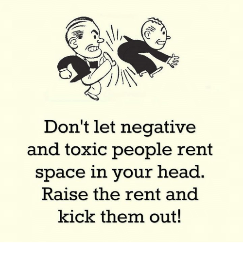 Free Yourself From Negative People Quote: Funny Toxic People Memes Of 2017 On SIZZLE