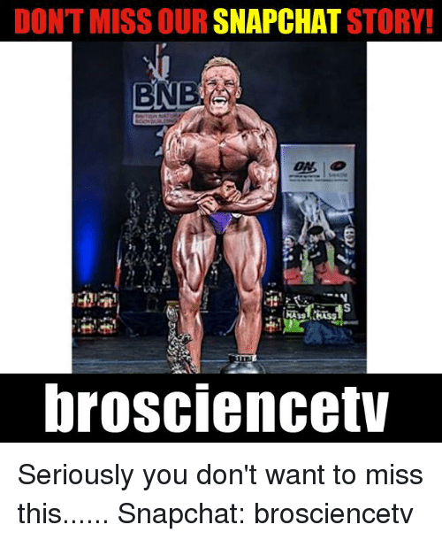 Memes, Snapchat, and 🤖: DONT MISS OUR  SNAPCHAT  STORY!  brosciencetv Seriously you don't want to miss this......  Snapchat: brosciencetv