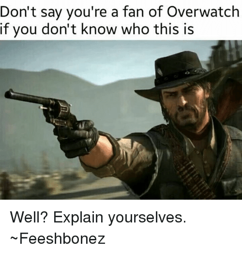 dont say youre a fan of overwatch if you dont 5687956 search dank overwatch memes on me me,Dank Overwatch Memes