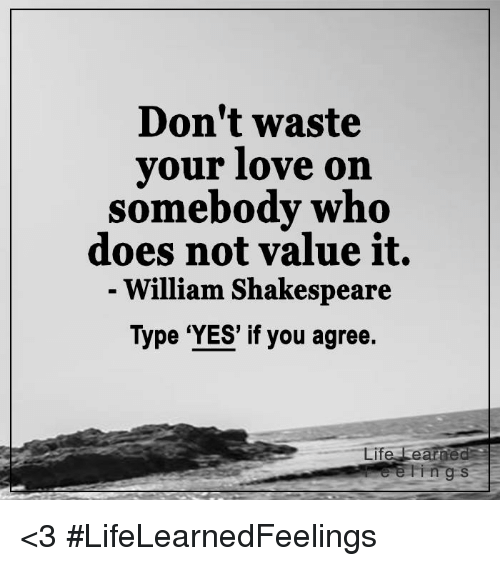 shakespeare do you agree