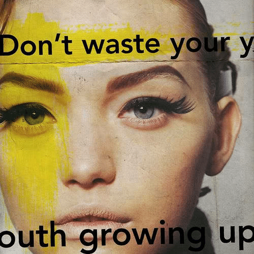 Growing up: Don't waste your y  outh growing up