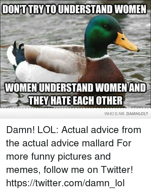 25+ Best Memes About Actual Advice Mallard | Actual Advice ...