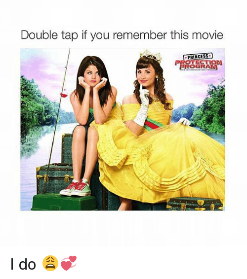 Girl Memes: Double tap if you remember this movie  PRINCESS  ROGI I do 😩💞