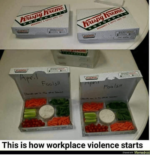 Doug, How, and This: DOUG  Fools!  Foo ls !  This is how workplace violence starts  Shared with Memedroid
