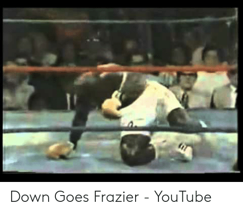 Down Goes Frazier: Down Goes Frazier - YouTube