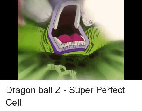 Dragon Ball Z Super: Dragon ball Z - Super Perfect Cell