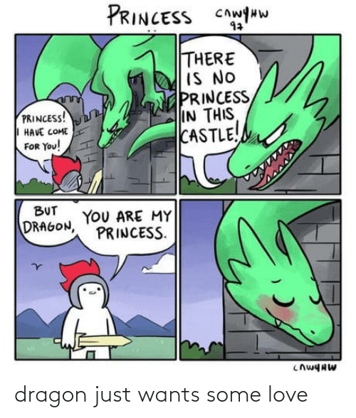 dragon: dragon just wants some love
