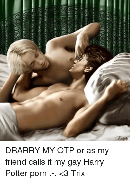 Drarry Porn