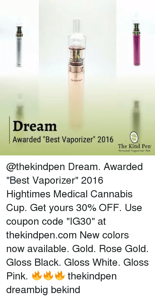 The kind pen coupon code