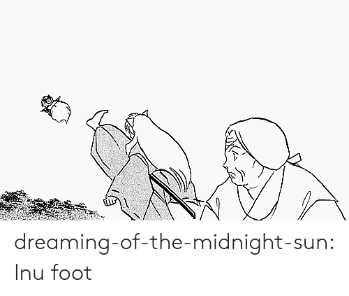 Target, Tumblr, and Blog: dreaming-of-the-midnight-sun:  Inu foot