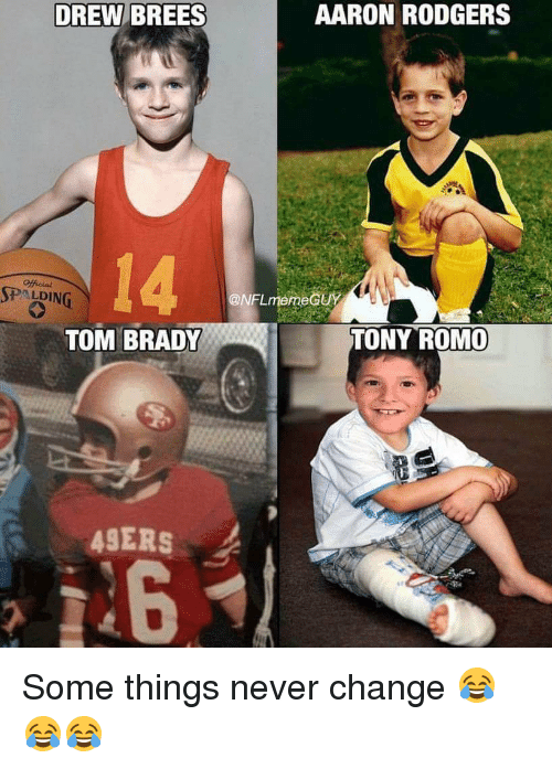 drew brees aldin tom brady 49ers aaron rodgers onfl meme 14892126 🔥 25 best memes about aaron rodgers, meme, and memes aaron