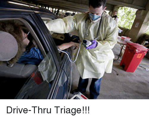Driving, Memes, and Drive: Drive-Thru Triage!!!