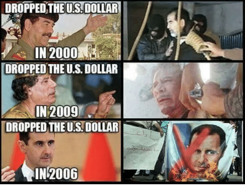 us dollar: DROPPED THE US, DOLLAR  I  IN 2000M  DROPPED THE U.S. DOLLAR  IN 2009  DROPPED THEUS. DOLLAR  LIN 2006