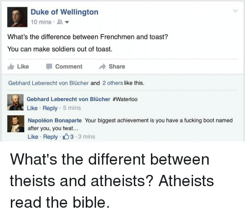 the difference between theists and atheists Atheism vs theism debate - what are the core controversies of the debate in a  nutshell, what are the issues that repeat.