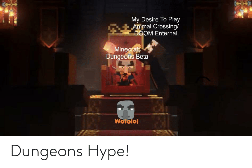 dungeons: Dungeons Hype!