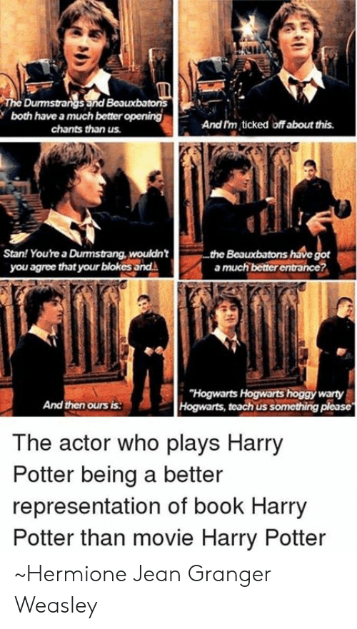 25 Best Memes About Beauxbatons Beauxbatons Memes Chapter 15 of harry potter and the goblet of fire: sizzle
