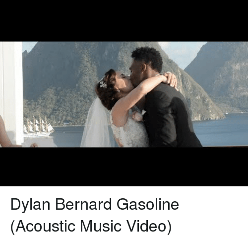 Bernard: Dylan Bernard Gasoline (Acoustic Music Video)
