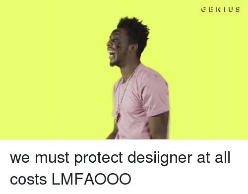 Desiigner, Hood, and All: E IN US we must protect desiigner at all costs LMFAOOO