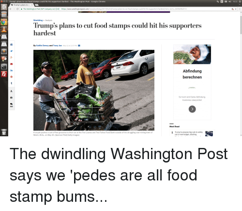 e o trump 39 s plans to cut food stamps could hit his supporters hardest the washington post google. Black Bedroom Furniture Sets. Home Design Ideas