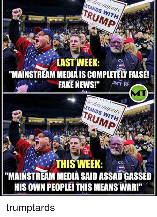 Funny Trumptards Memes of 2017 on SIZZLE   They Played Us
