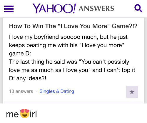 How to win the online dating game