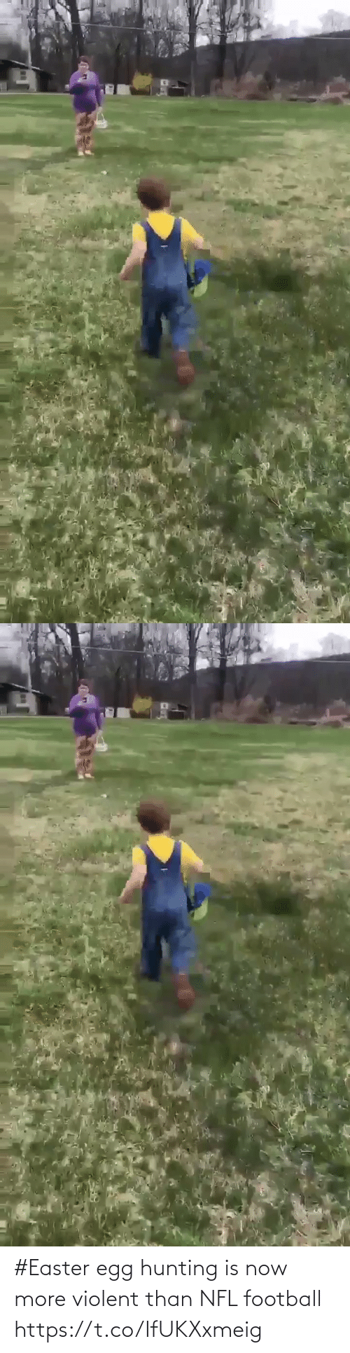 Easter: #Easter egg hunting is now more violent than NFL football https://t.co/IfUKXxmeig