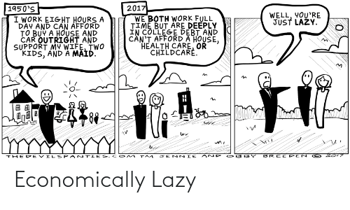 Lazy: Economically Lazy