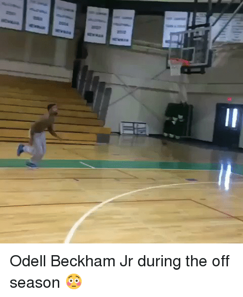Memes, Odell Beckham Jr., and 🤖: eeRIA Eesa  3p Odell Beckham Jr during the off season 😳