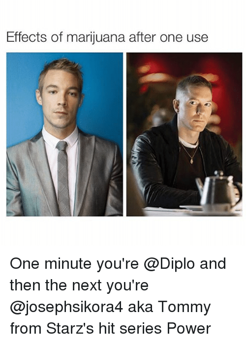 effects of marijuana after one use one minute youre diplo 2259446 effects of marijuana after one use one minute you're and then the