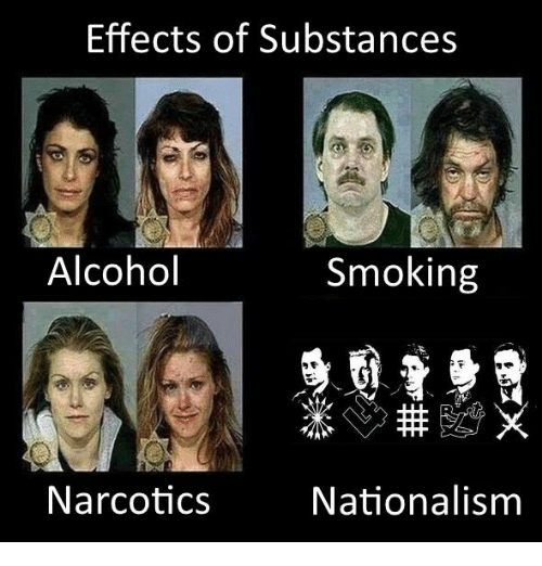 Smoking, Alcohol, and Alcoholic: Effects of Substances Alcohol Smoking ...