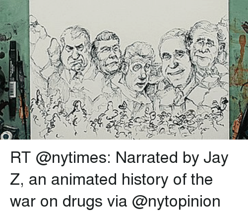 a history of the war on drugs