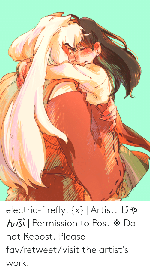 Artists: electric-firefly: {x} | Artist: じゃんぷ | Permission to Post ※ Do not Repost. Please fav/retweet/visit the artist's work!
