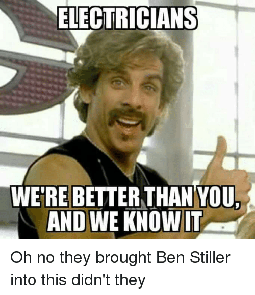 electricians were better than you andwe owit oh no they 2798785 search divergent series memes on sizzle