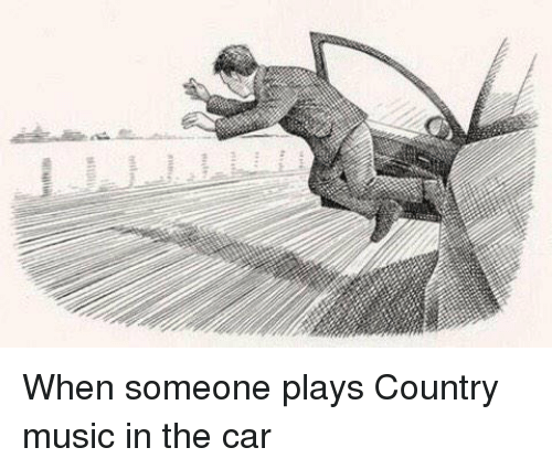 152 Funny Country Music Memes Of 2016 On SIZZLE