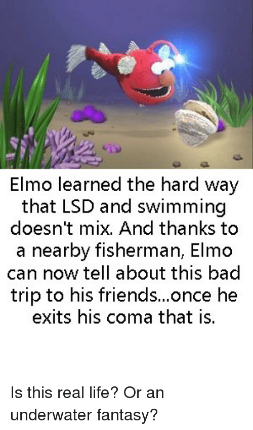 how to tell if an lsd doesnt work