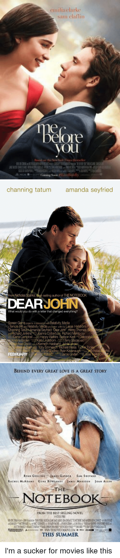 dear john book author
