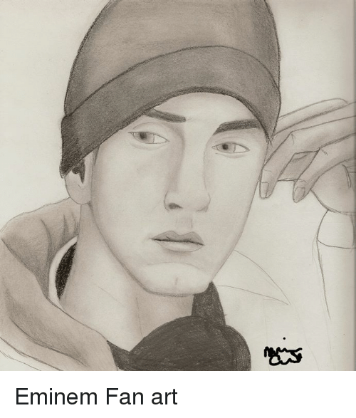 Eminem Fan Art | Eminem Meme on SIZZLE