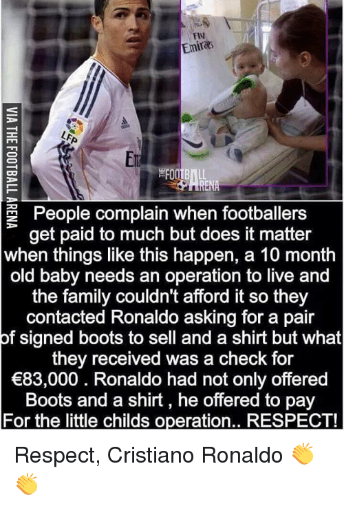 do footballers get paid too much