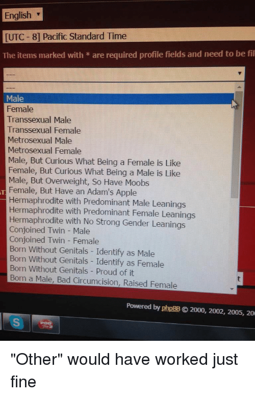 Mature transsexual powered by phpbb