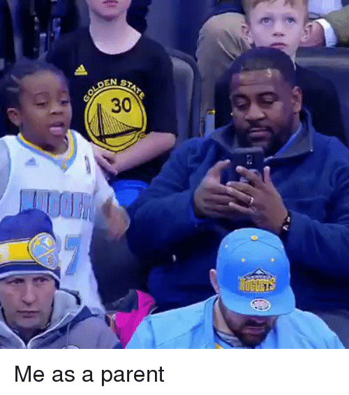 Blackpeopletwitter, Parenting, and Parent: ENST Me as a parent