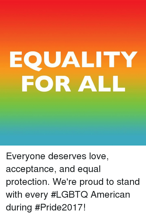 everyone deserves equality Read the pros and cons of the debate everyone deserves equal rights.