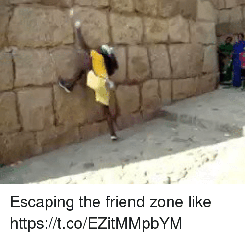Memes, 🤖, and Friend: Escaping the friend zone like   https://t.co/EZitMMpbYM