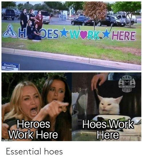 Hoes: Essential hoes