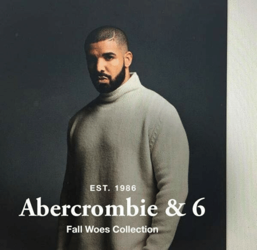Abercrombie: EST. 1986  Abercrombie & 6  Fall Woes Collection