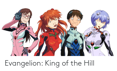 King Of: Evangelion: King of the Hill